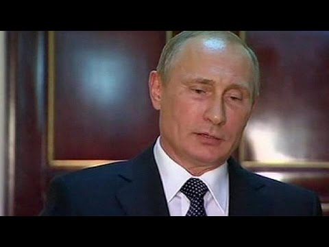 Russia: new EU sanctions look 'strange' says Putin