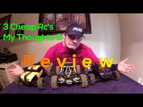 3 Cheap Rc's My Thoughts & Review
