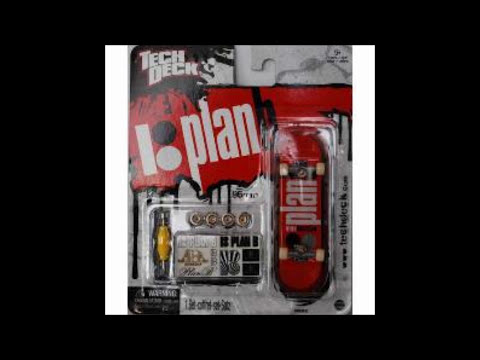 patinetas tech deck plan b