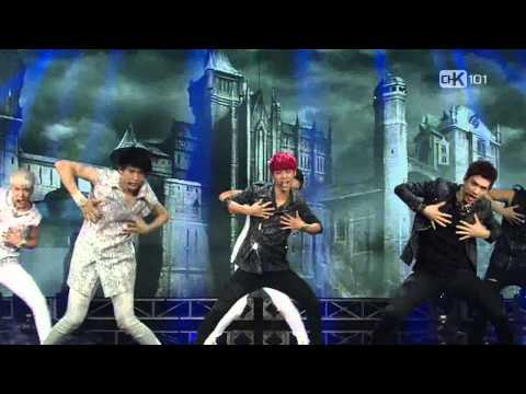 HD   LIVE 130714 VIXX - On and On + Hyde @ SBS Inkiagyo
