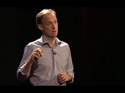 Why no one cares about Syria: Barry Andrews at TEDxUCD