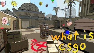 what is Counter Strike: Global Offensive.mp4 (cs go)