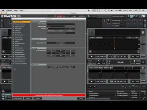 How to map Traktor Pro 2 for Hercules DJControl Instinct - Configuration tutorial