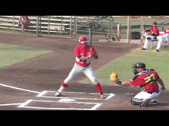 06/20 /13 Ray Serrano Interview Winning Hit - Na Koa Ikaika Maui vs. The Santa Rosa Rose Buds