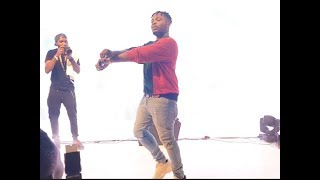 SHAKU SHAKU MASTER! BEST OLAMIDE LATEST LIVE PERFORMANCE 2018