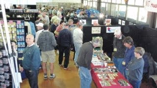 Australian Lure Expo 2012 - THE GREATEST GATHERING OF LURES UNDER ONE ROOF EVER.........