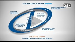 Lessons From My Journey as a General Manager: Dan Daniel, EVP, Danaher