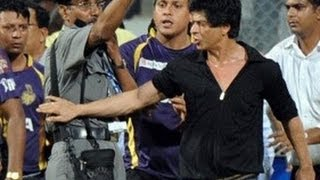 Shah Rukh Khan Gets Into A Scuffle At Wankhede Stadium, Gives Clarification At Press Conference