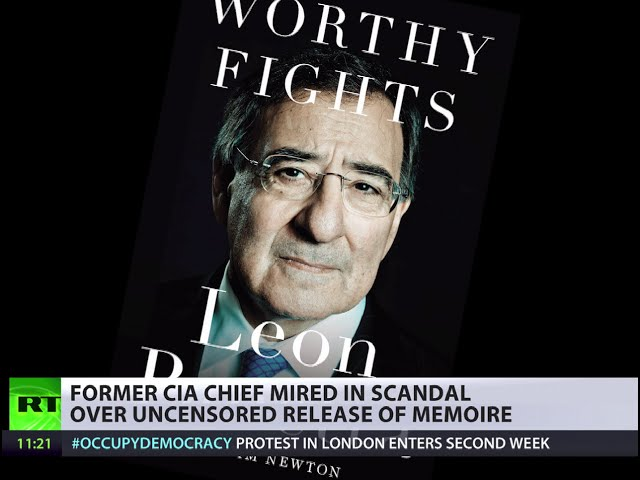 CIA & Panetta clash over ex-chief's uncensored memoirs