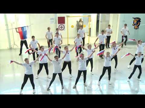 """""""Танцуй, школа!"""": МОБУ СОШ № 13"""