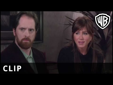 Horrible Bosses 2 - jennifer Aniston Talks Sex Addiction Clip - Official Warner Bros. video