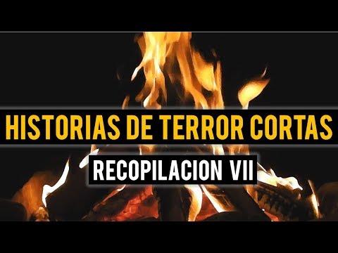 HISTORIAS DE TERROR CORTAS  VII (RECOPILACIÓN DE RELATOS)