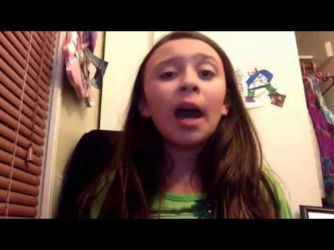 Me singing perfect two (break up version)