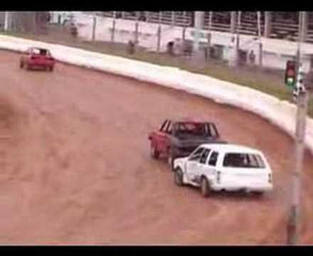 Destruction Derby Team Races
