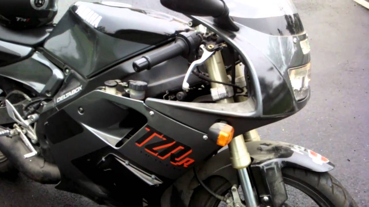 Yamaha Tzr 125 Review Vendo Yamaha Tzr 125 r Anno