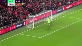 اهداف ليفربول و تشلسي (1-1)(الدوري لانكليزي)(تعليق رؤف اخليف)(2/1/2017)