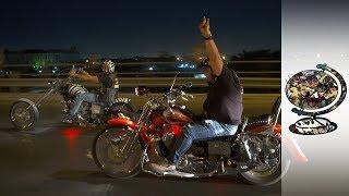 Meet Iraq's First Biker Gang