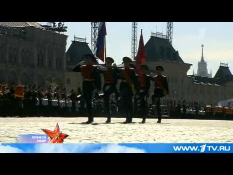 The Sacred War Victory Day Parade 2013