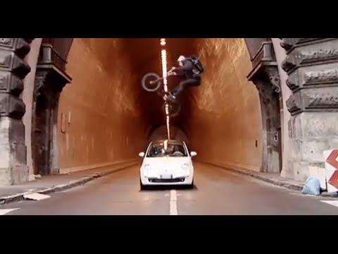 Fiat 500 Vs BMX Bandits - Top Gear - Series 10 - BBC