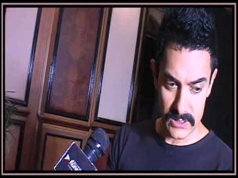 Aamir Khan as Disco Fighter in I Hate You Like I Love You -...