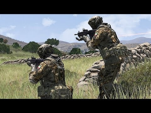 Arma 3 - E3 2012: Live-Demo with Developer Commentary (Gameplay|English)