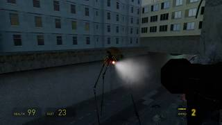 Half-Life 2 Playthrough P26 [No Commentary]