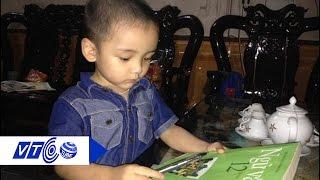 Thần đồng 4 tuổi biết đọc viết và làm toán | VTC