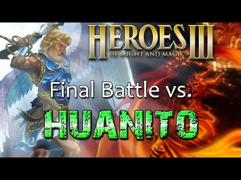 [ENG] Final Battle: MeKick (Dungeon) v Huanito6803 (Fortress)