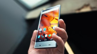 Обзор Sharp Aquos Crystal