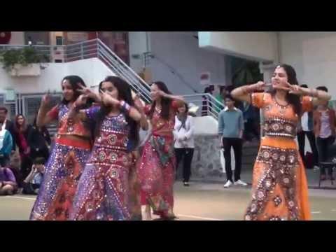 Indian Bollywood Dance on Radha Chikni chameli desi girl and...