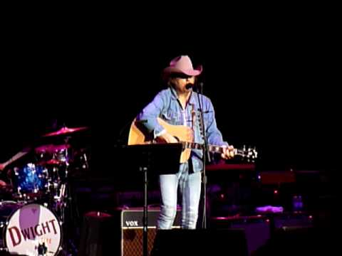 Dwight Yoakam performing To Love Somebody