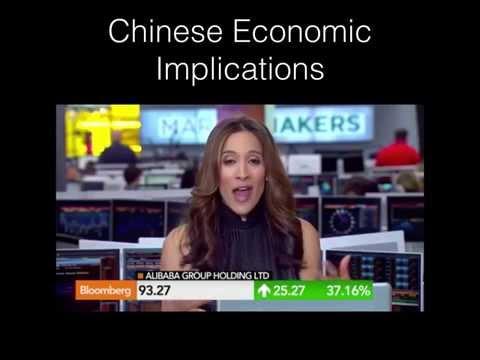 Alibaba IPO Economic Implications