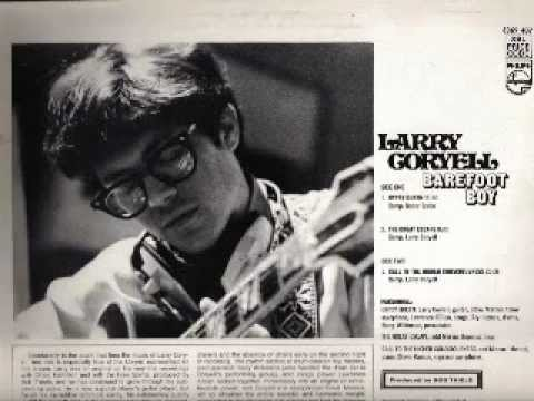 Larry Coryell - Barefoot Boy - Gypsy Queen (from LP)