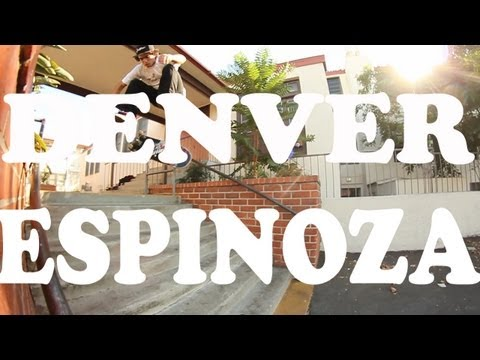 CLIP OF THE WEEK - DENVER ESPINOZA !!!!