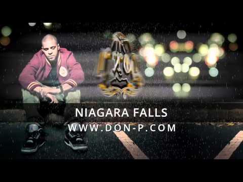 DON P - Niagara Falls instrumental (Rap r&b rnb hip-hop beat, bass, 808, nic