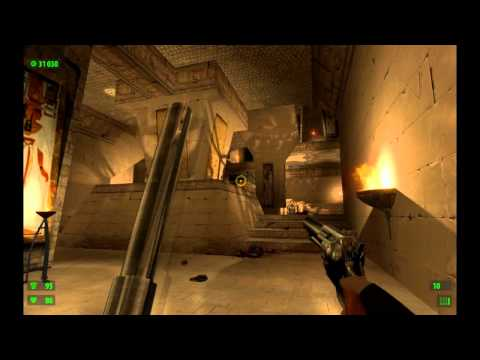 Serious Sam HD The First Enconter - GTX460 + Evanescence