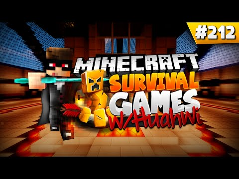 Minecraft Survival Games #212: The Legendary Gold Sword