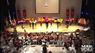 """Espetáculo """"Mar: Música em Movimento"""" (7/8)   Encerramento - Hot Stuff (Donna Summer)"""