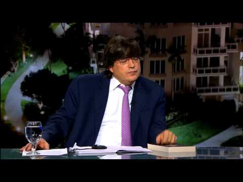 Jaime Bayly entrevista a la periodista Nitu Pérez Osuna. segunda parte