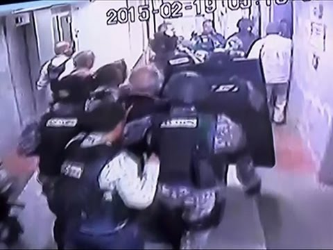 Raw: Caracas, Venezuela Mayor Arrested