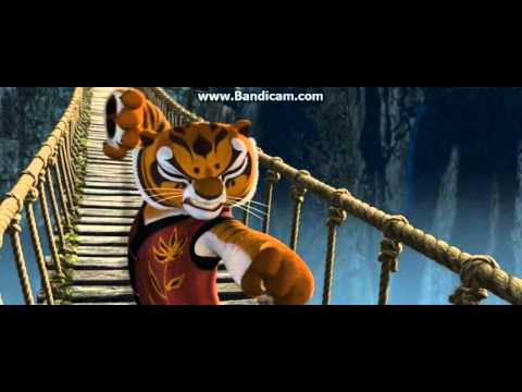Tai Lung VS Furious Five Fighting Cutscene