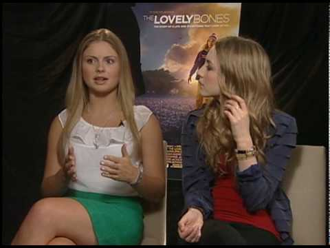 'Lovely Bones' Interview with Saoirse Ronan and Rose McIver
