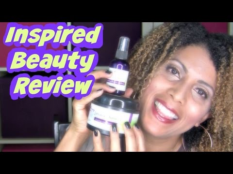 Review: Inspired Beauty Leave In & Mask  |  CurlyKimmyStar