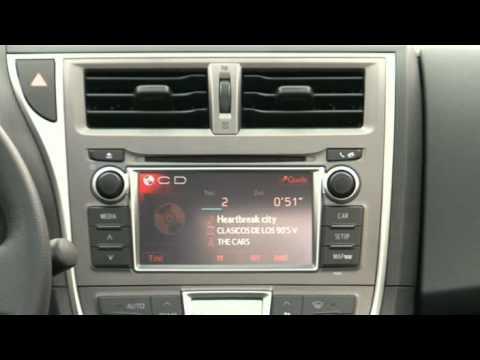 Der neue Toyota Verso S - Deutsch