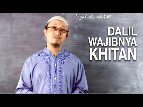 Serial Kajian Anak (34): Hukum Disyariatkannya Khitan - Ustadz Aris Munandar
