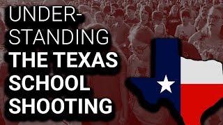 Santa Fe School Had Shooting Plan & Armed Cops. 10 People Died