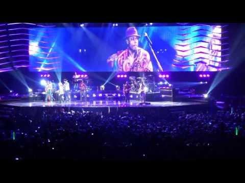 Just The Way You Are - Bruno Mars  Amsterdam Ziggodome 15-10-2013 video