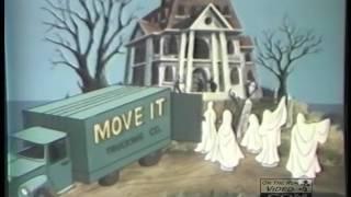 Quacula - A very rare Filmation cartoon