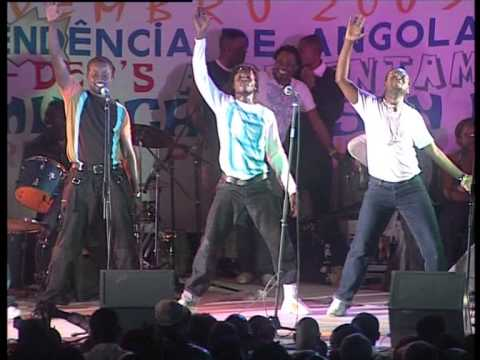 Werrason live Luanda/Angola 2003 (Matshuda Mandangi) Part5