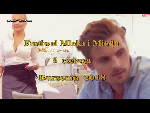 Festiwal Mleka I Miodu W Burzeninie 2018 - Ogłoszenie